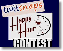Twitsnaps Happy Hour Contest